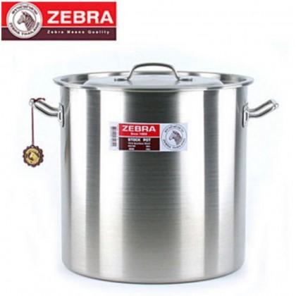 Zebra 32cm Classic Stock Pot