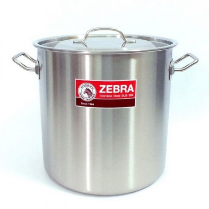 Zebra 36cm Classic Stock Pot